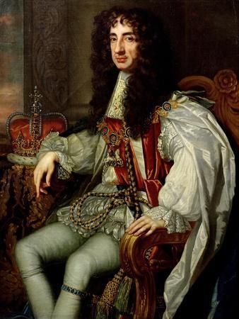 King Charles II (1630-85)