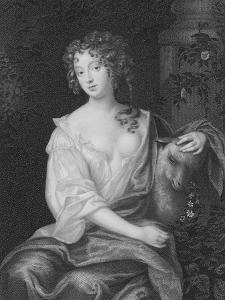 Nell Gwynn by Sir Peter Lely