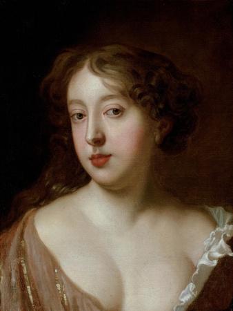 Portrait of Mary 'Moll' Davies (Fl.1663-69)