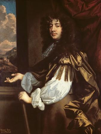 Richard Jones (1641-1712) 3rd Earl of Ranelagh