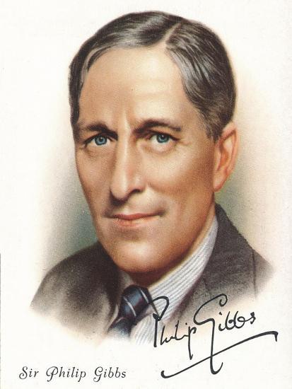 Sir Philip Gibbs, 1937-Unknown-Giclee Print