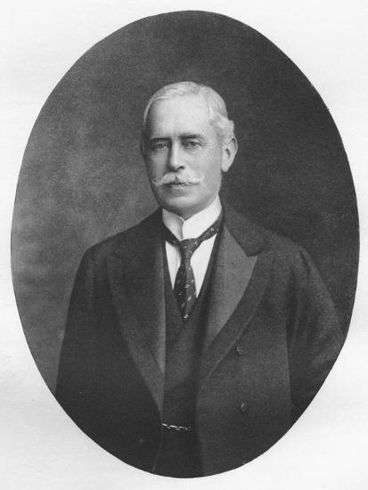 'Sir R. Waldie Griffith', 1911-Unknown-Giclee Print