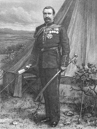 'Sir Redvers Buller', c1881-85-Unknown-Giclee Print