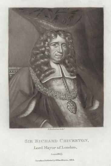 Sir Richard Chiverton--Giclee Print