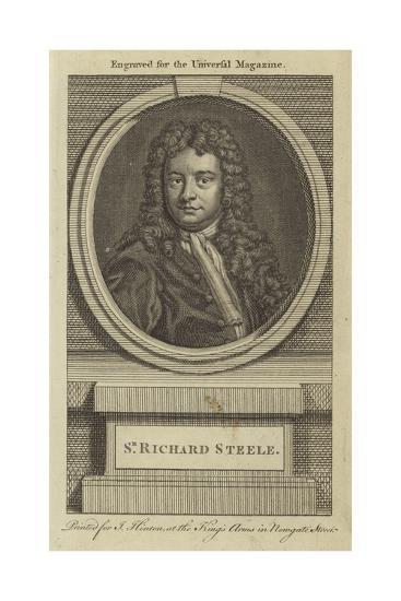 Sir Richard Steele--Giclee Print