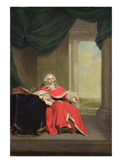Sir Robert Chambers, c.1789-Arthur William Devis-Giclee Print