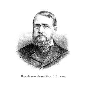 Sir Samuel James Way, 1886