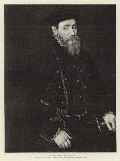 Sir Thomas Gresham--Giclee Print