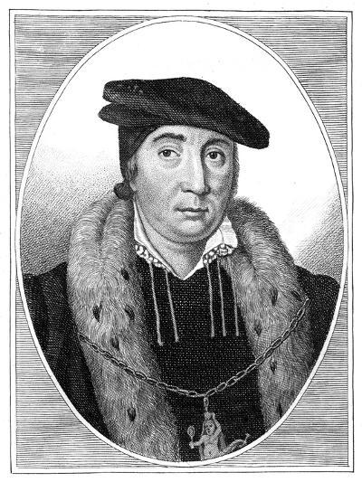 Sir Thomas Pope--Giclee Print