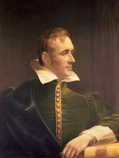 Sir Thomas Stamford Raffles (1781-1826)-James Lonsdale-Giclee Print