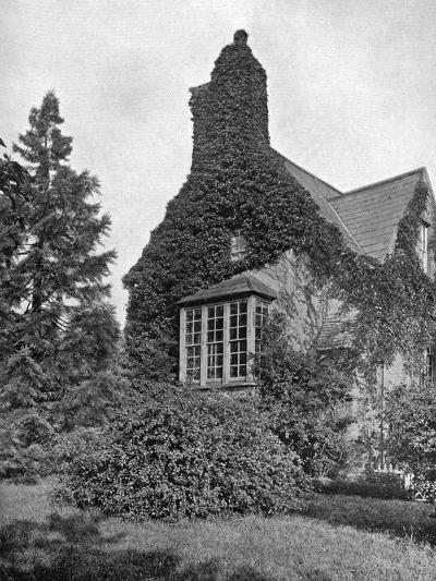 Sir Walter Raleigh's House, Youghal, County Cork, Ireland, 1924-1926- York & Son-Giclee Print