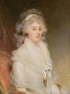Elizabeth Beauclerk, Lady Herbert (1766-93) by Sir William Beechey