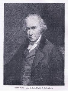 James Watt by Sir William Beechey