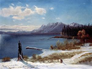 Lake Tahoe by Sir William Beechey