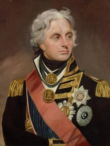 Lord Nelson (1758-1805) by Sir William Beechey