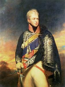 Portrait of Ernest, Duke of Cumberland and King of Hanover (1771-1851) by Sir William Beechey