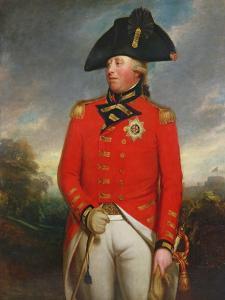 Portrait of King George III by Sir William Beechey