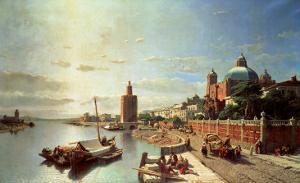 Seville by Sir William Beechey