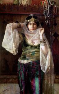 The Queen of the Harem by Sir William Beechey