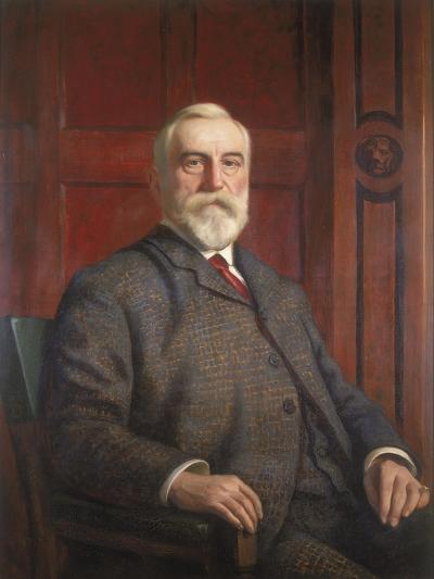 Sir William Farmer, Sheriff of London 1890, C1890--Giclee Print