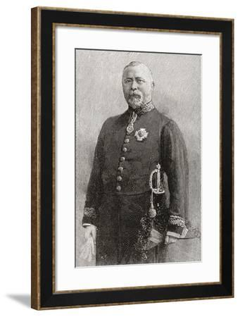 Sir William Henry White--Framed Giclee Print
