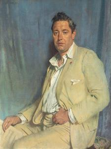 Count John Mccormack (1884-1945), 1923 by Sir William Orpen