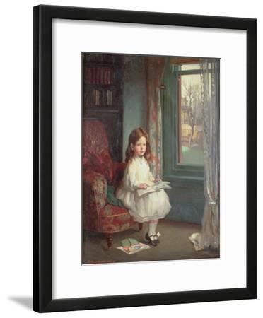 Portrait of Clara Hughes, 1902