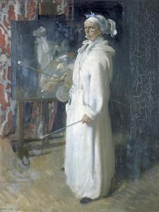 Portrait of the Artist, 1908 by Sir William Orpen