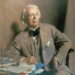 Portrait of the Rt. Hon. David Lloyd George by Sir William Orpen