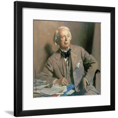 Portrait of the Rt. Hon. David Lloyd George