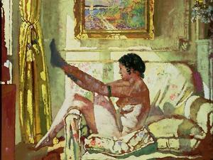 Sunlight by Sir William Orpen