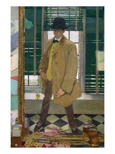William Orpen by Sir William Orpen