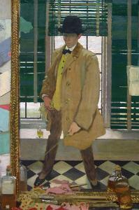 William Orpen by Sir William Orpen