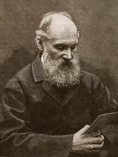 Sir William Thomson, Illustration from 'Cassell's Illustrated History of England'--Giclee Print