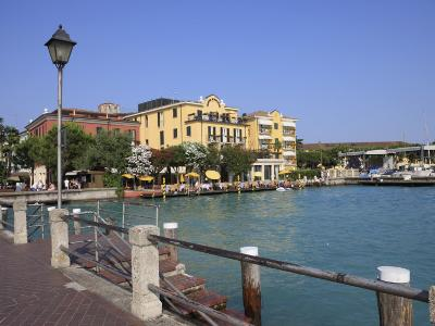 Sirmione, Lake Garda, Italian Lakes, Lombardy, Italy, Europe-Vincenzo Lombardo-Photographic Print