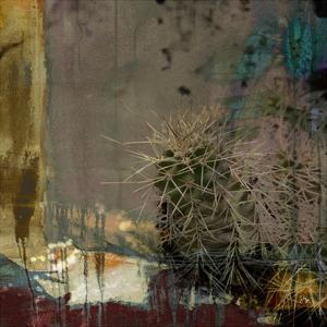 Cactus Abstract by Sisa Jasper