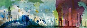 Chicago Skyline by Sisa Jasper