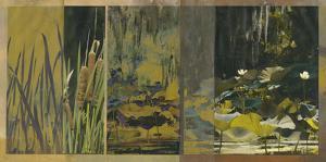 Lotus Panel II by Sisa Jasper