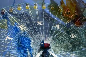 Texas Ferris Wheel by Sisa Jasper