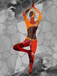 Yoga Pose I by Sisa Jasper