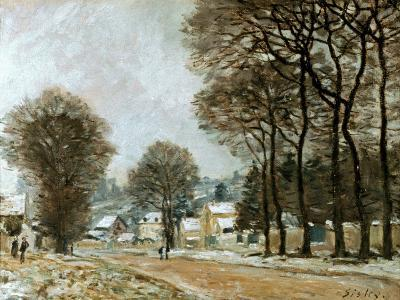 Sisley: Louveciennes, C1874-Alfred Sisley-Giclee Print