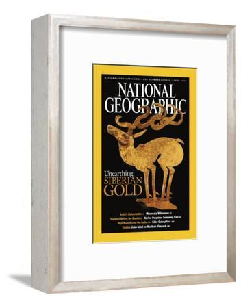 Cover of the June, 2003 National Geographic Magazine