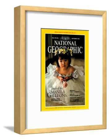 Cover of the September, 1990 National Geographic Magazine
