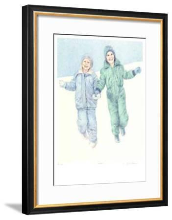 Sisters-Heather Graham-Framed Limited Edition