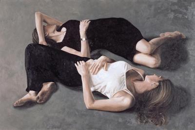Sisters-John Worthington-Giclee Print