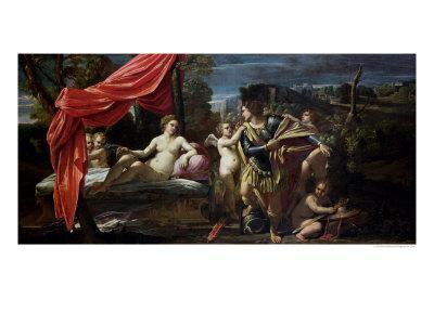Mars and Venus, Before 1620