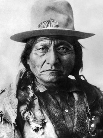 Sitting Bull (1834-1890)