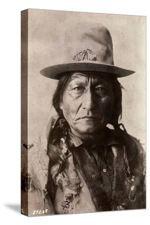 Sitting Bull (Tatanka Iyotake) 1831-1890 Teton Sioux Indian Chief