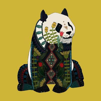 Sitting Panda-Sharon Turner-Art Print