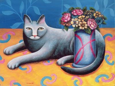 Sitting Pretty-Jerzy Marek-Giclee Print